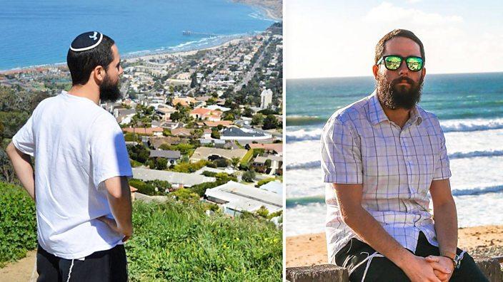 Daniel Bortz, dubbed the 'Millennial Rabbi'