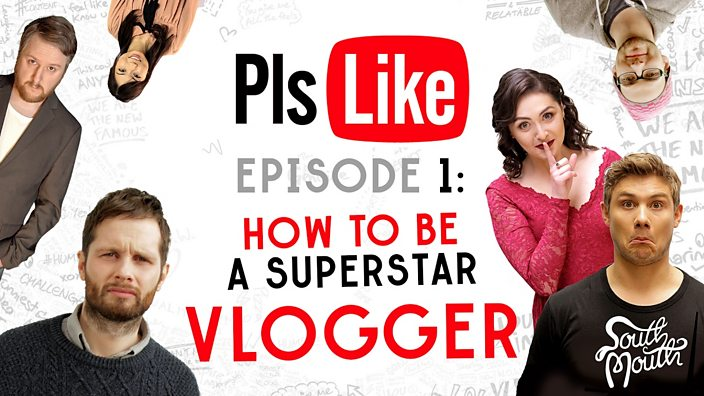 Pls Like - How to be a superstar YouTuber