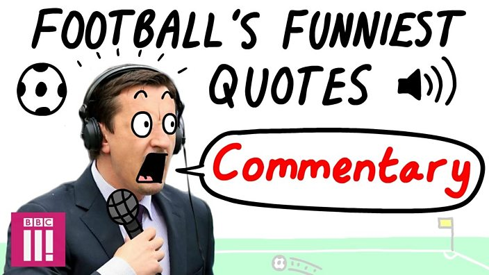Talking Balls – football\'s funniest commentary - BBC Three