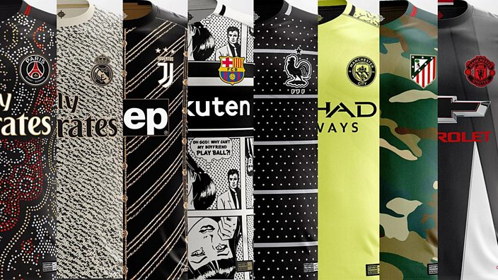 8642b4387 Fan-made football kits that are arguably better than the real thing ...