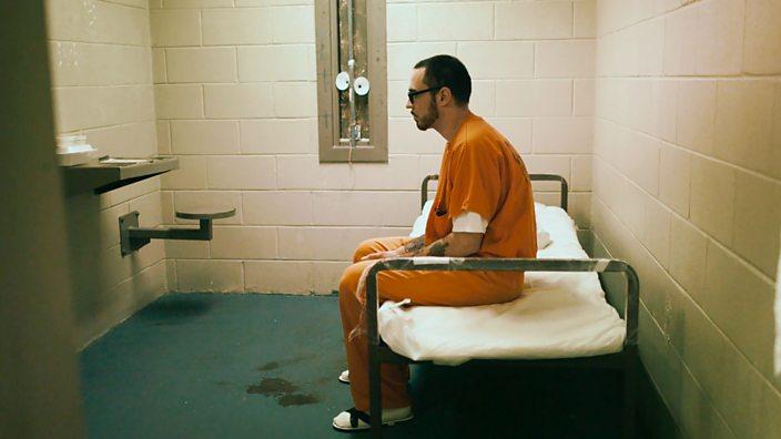 Joshua Vallum in prison