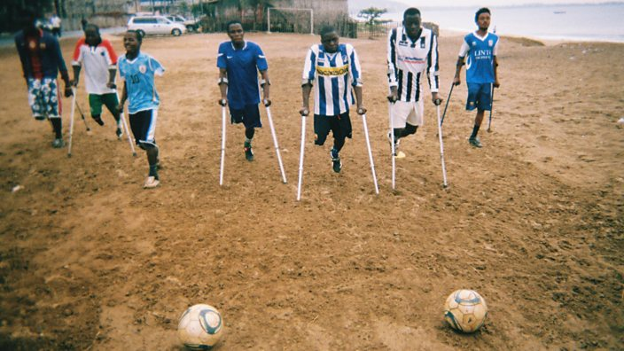 Single Leg Amputee Sports Association, Sierra Leone