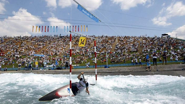 Athens kayak and slalom centre 2004