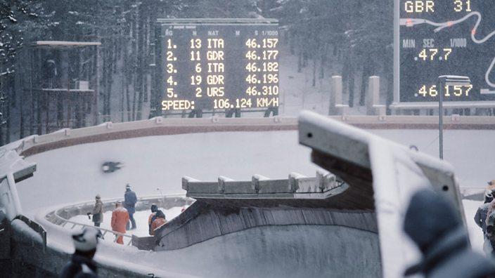 Bobled in Sarajevo 1984