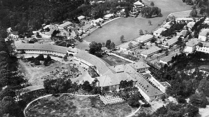 Berlin Olympic village 1936