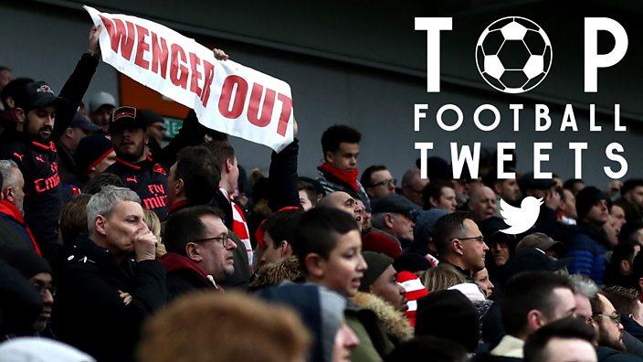d7b8f45cd When football matters  An Arsenal fan cries on 5Live - BBC Three