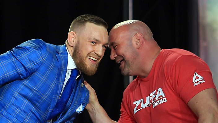 ufc boss dana white picks his ultimate fighter bbc three