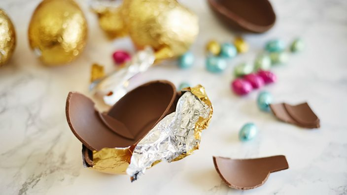 You don't have to miss out on Easter eggs