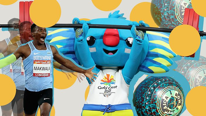 Treasure just misses a medal at Commonwealth Games
