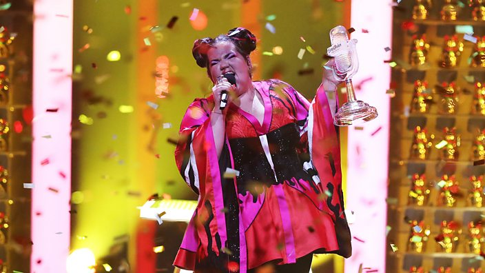 Netta won Eurovision with her song Toy
