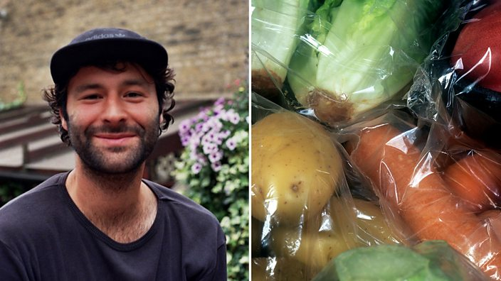 Eddie Arnold gave up plastic for a month