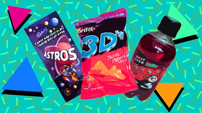 The gross 90s snacks we wish would make a comeback - BBC Three