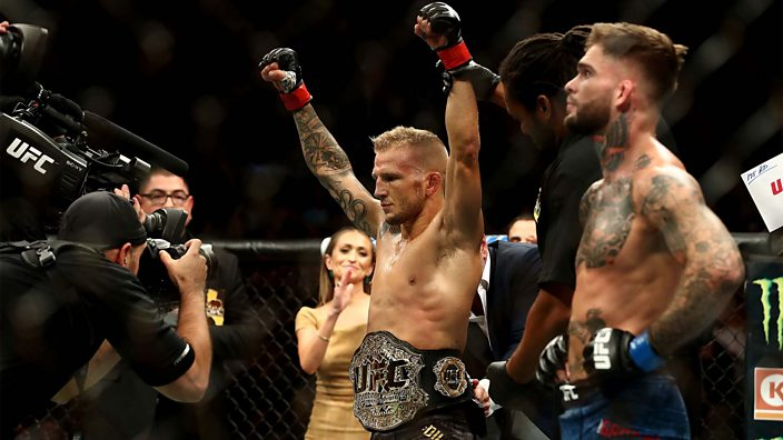 TJ Dillashaw defeats Cody Garbrandt at UFC 227