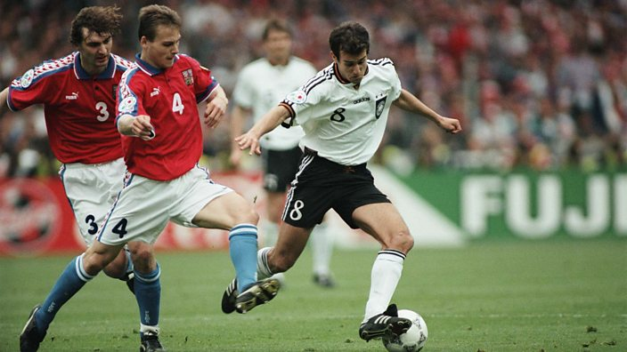 Pavel Nedved at Euro 96