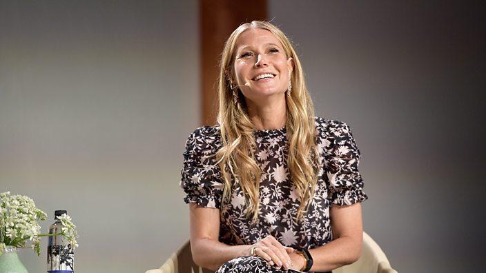 Gwyneth is big on coconut oil