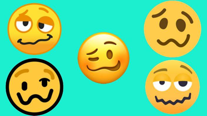Find the emoji drunk