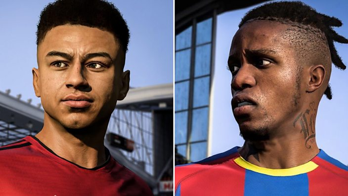 About Time Jesse Lingard And Wilfried Zaha Are Finally Happy With