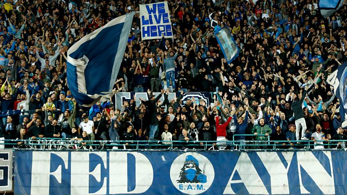 Stadio San Paolo, Napoli fans