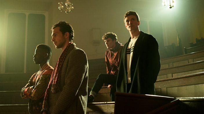 The boy clique from season 2