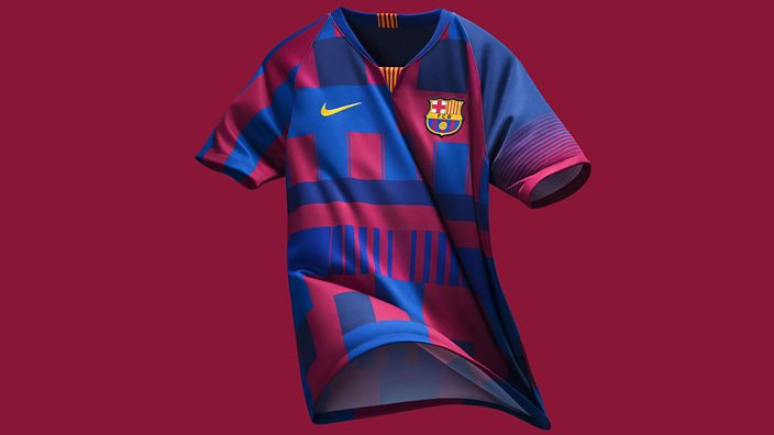 8dc90423e7f Mash-up football shirts are definitely a thing now - BBC Three