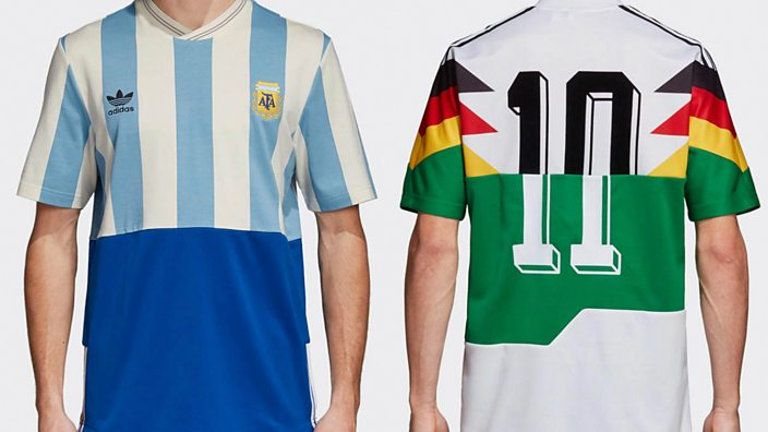 buy online 00134 c9ba9 Mash-up football shirts are definitely a thing now - BBC Three