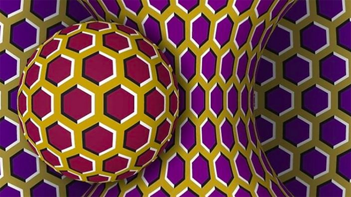 no this optical illusion doesn t reveal anything about your stress