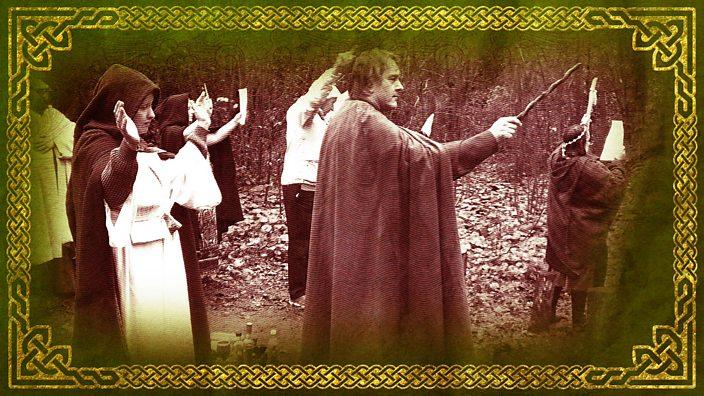 Genesis order Druids