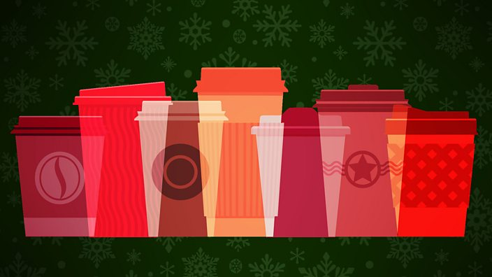Resist the lure of the red Christmas cup
