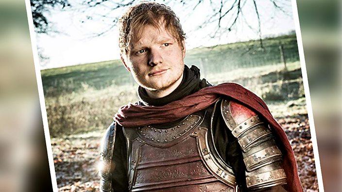 TV Cameos Ed Sheeran