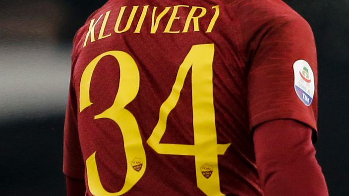The touching reason players are wearing the number 34 - BBC Three 3c48bd9c6