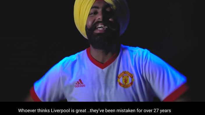 Manchester United diss track