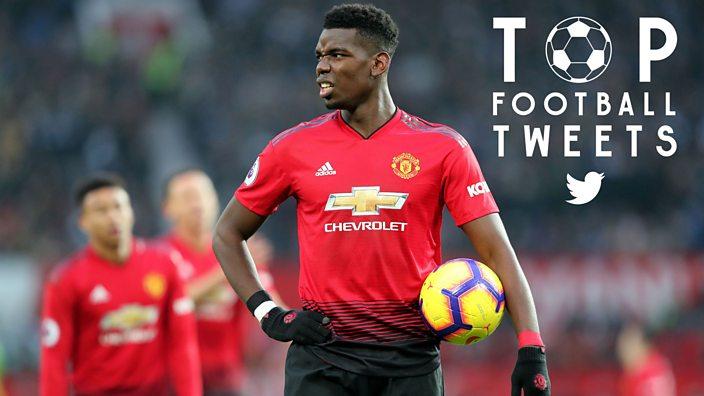 finest selection 36fad 3e22e It seems Man United players don't like Paul Pogba's penalty ...