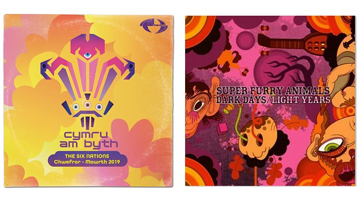 Wales concept album artwork