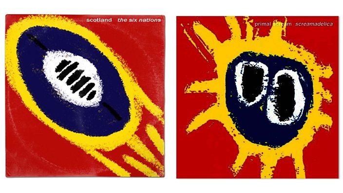 Screamadelica album cover rework