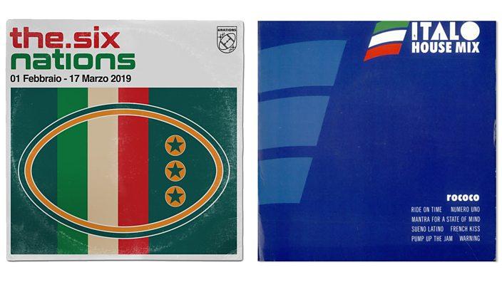 Italy concept album artwork