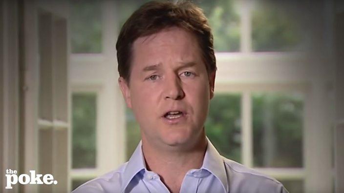 Nick Clegg Apology