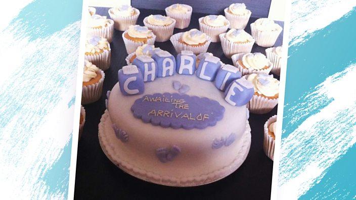 Cake for Charlie