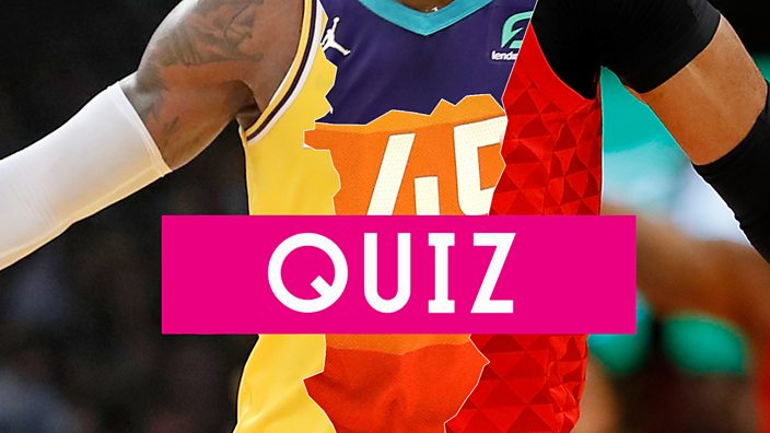 new styles 7c505 2a639 NBA: Can you guess which NBA team these jerseys belong to ...