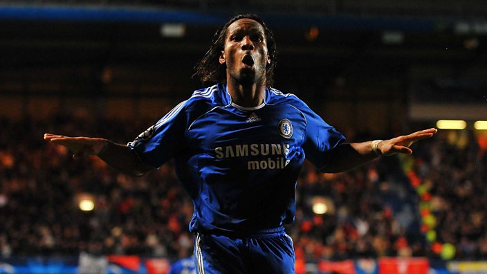 hot sale online 8d1f2 02c86 Noughty Boys: Didier Drogba was the 'clutch' centre-forward ...