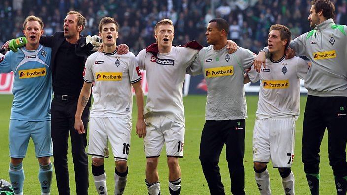 Borussia Monchengladbach 2011