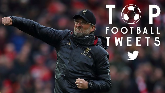 Jurgen Klopp fist pumps the air after Liverpool's 2-0 victory over Chelsea