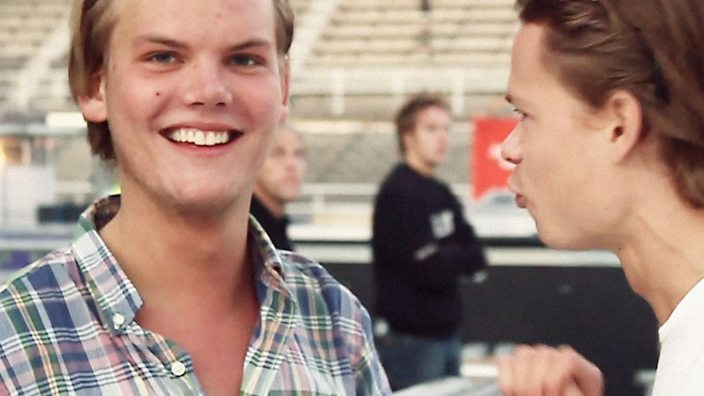 Avicii – after one of his firs...