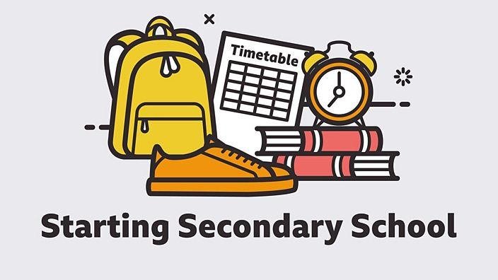 Teacher resources for students transitioning to secondary school - BBC Teach