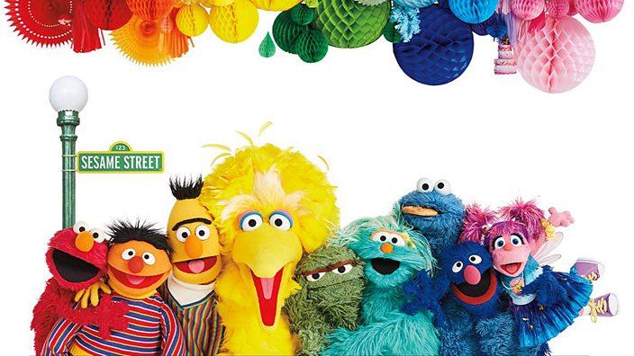 How do you get to Sesame Street? Now we know - BBC Three