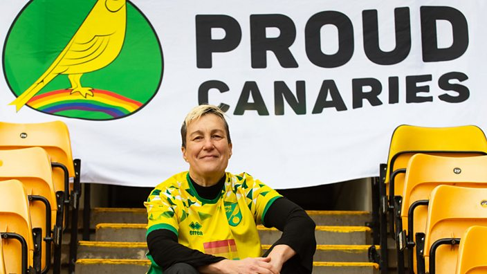Di Cunningham from Proud Canaries