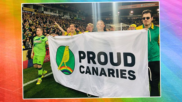 Proud Canaries Match