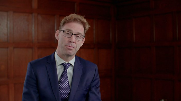 Tobias Ellwood Minister of Defence People and Veterans