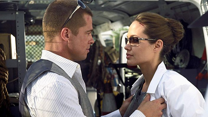 Mr And Mrs Smith still