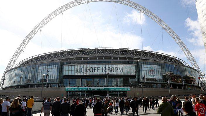 Wembley Stadium, 2018
