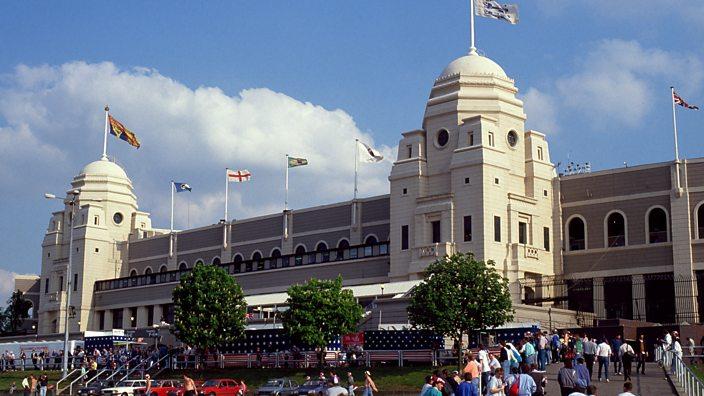 Wembley Stadium, 1987